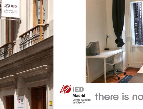Homiii IED Madrid acuerdo alojamiento estudiantes