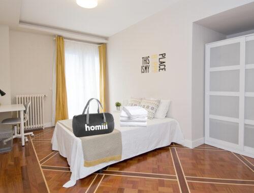 welcome pack llegada ropa de cama habitación Homiii